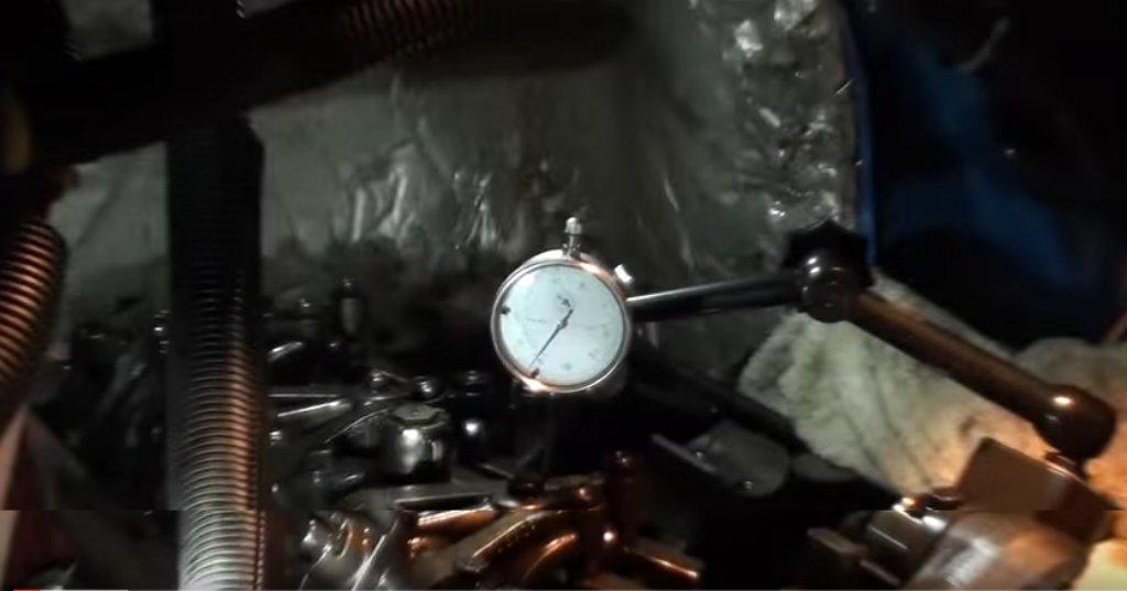 Jake brake adjustment