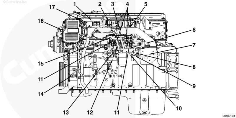 Camshaft and Crankshaft Speed/Position Sensor 871